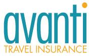 Avanti Travel Insurance screenshot